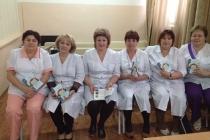 Обучение медицинского персонала родильных домов