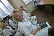 Обучение медицинского персонала