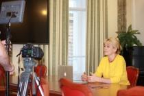 Съемки в Просветительских Программах в средствах массовой информации