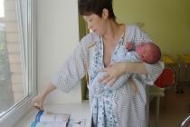 Образовательные программы в родильных отделениях