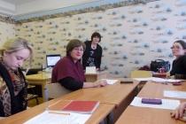 Беседы с педагогами в рамках образовательной программы по формированию самооценки