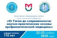 Организация научных конференций